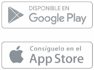 icono apps store disponibles
